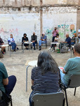 Conversación abierta entre los participantes