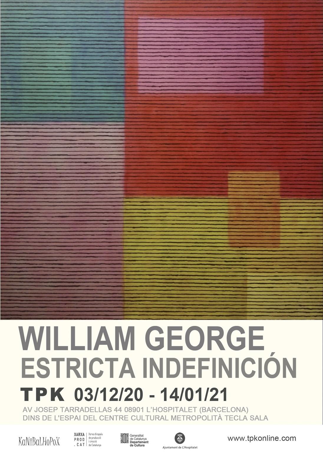 William George - Estricta indefinició