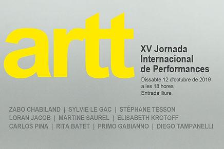 20191012 ARTT XV performances - WEB - CO