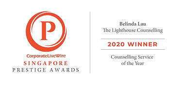 Counselling Service of the Year Singapore Winner