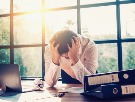 Are you burnt out at work? Ask yourself these 4 questions