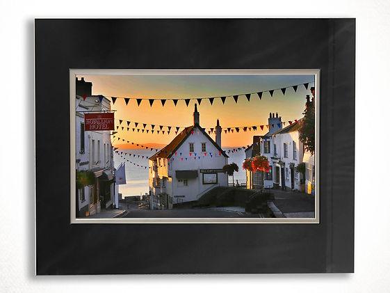 Borad St, Lyme Regis, Richard Austin Image