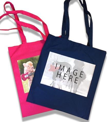 Customised Cotton Bag.