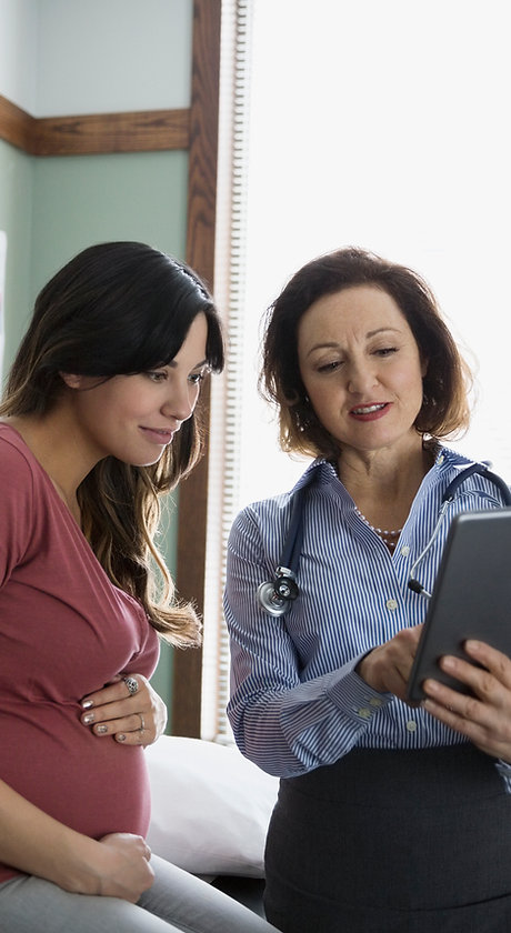 Routine Pregnancy Checkup