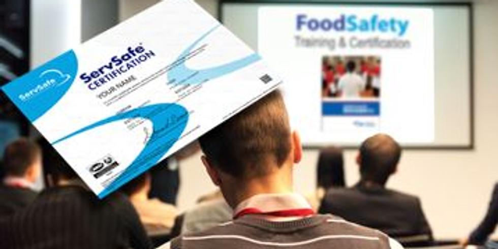 ServSafe Manager Certification