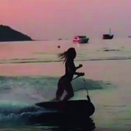 Soft, easy and Sexy JetSurf