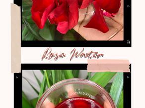 DIY: ROSE WATER