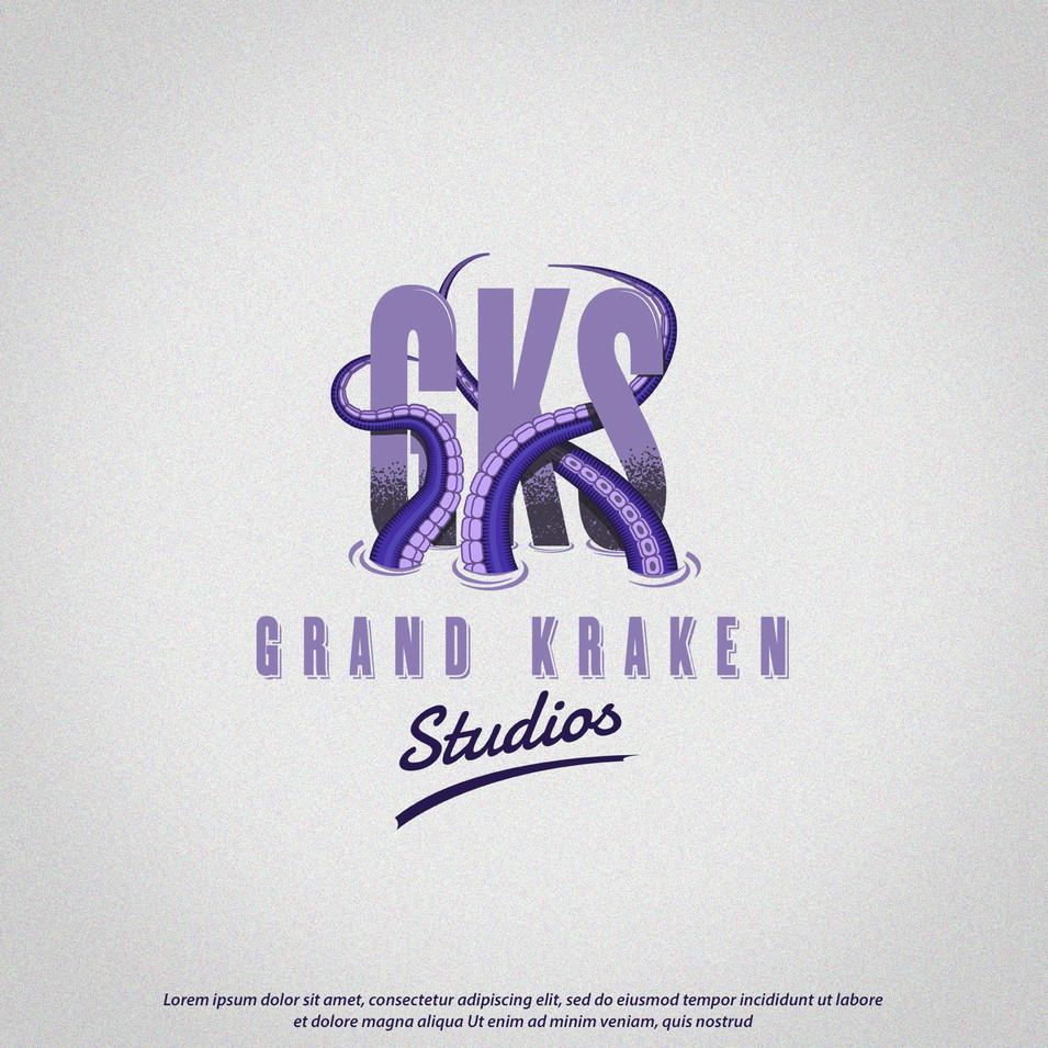 Logo Grand Kraken Studios