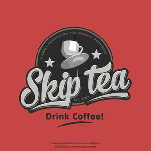 Logo Skip Tea