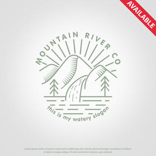 Logo Mountain River Co