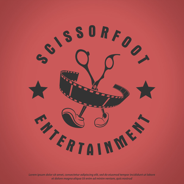 Logo ScissorFoot Entertainment