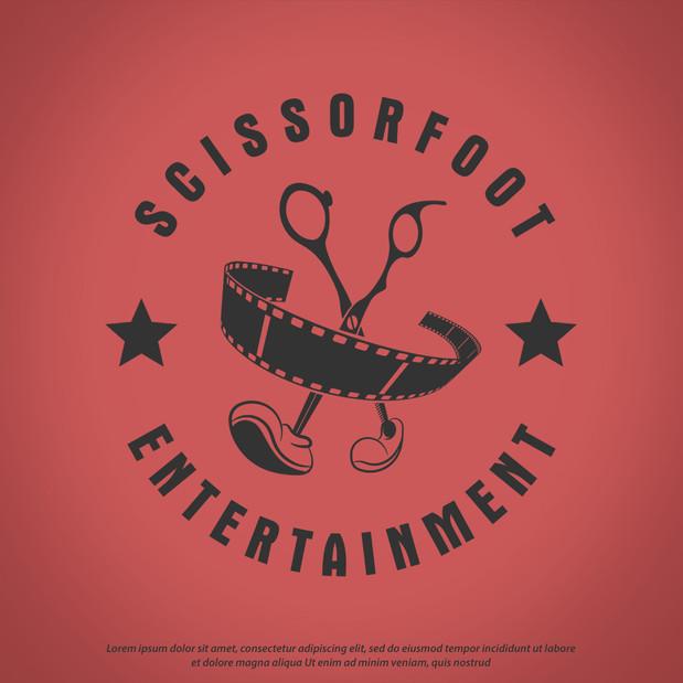 Logo ScissorFoot Entertainment