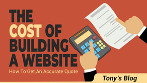 The Cost Of Building A Website – How To Get An Accurate Quote