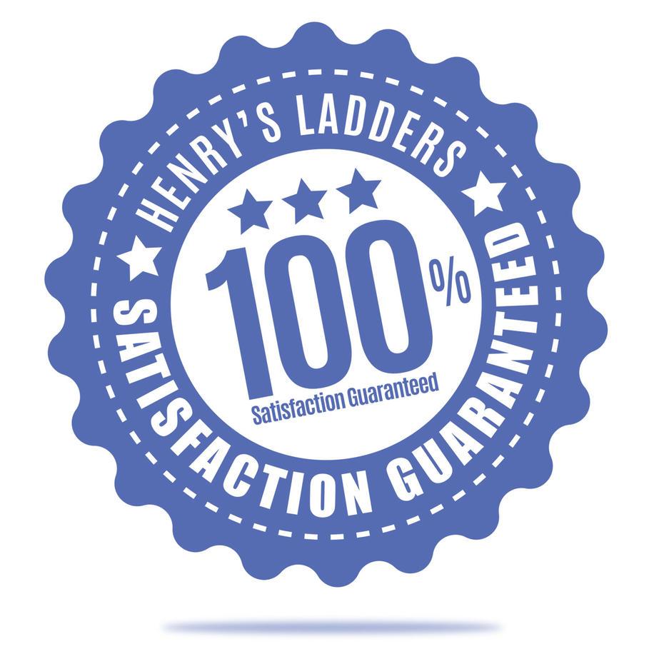 Guarantee Henry's Ladders 1