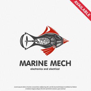 Logo Marine Mech