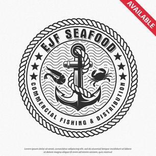 Logo EJF Seafood