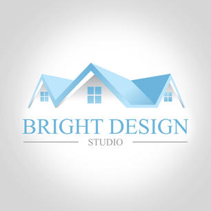 Logo Bright Design Studio 1500 x 1500