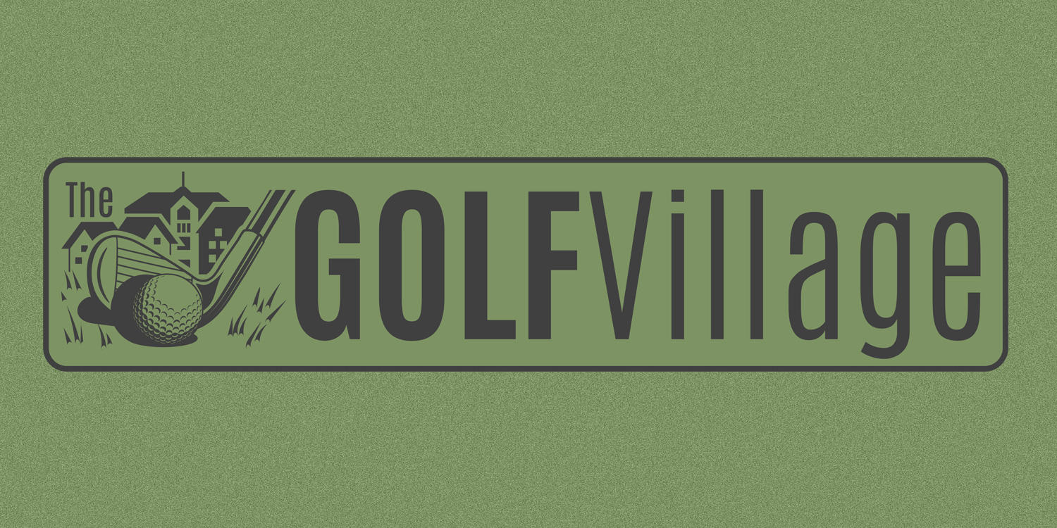 Logo The Golf Village HORIZ-03