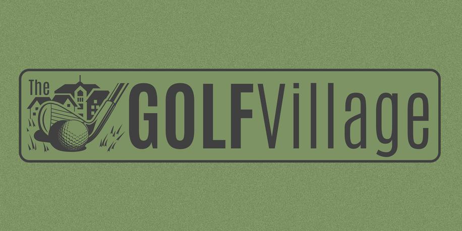Logo The Golf Village HORIZ-03