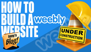 How To Build A Weebly Website Step By Step