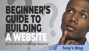 Beginners Guide To Building A Website