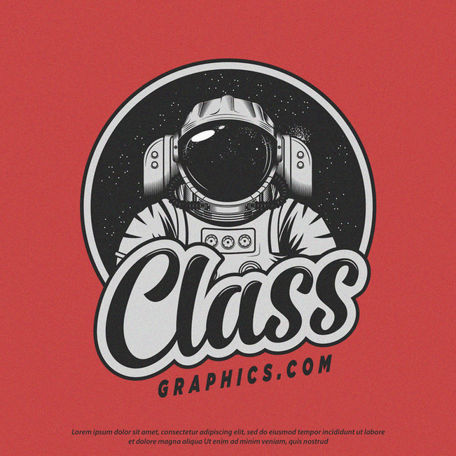 LOGO Class Graphics SPACE