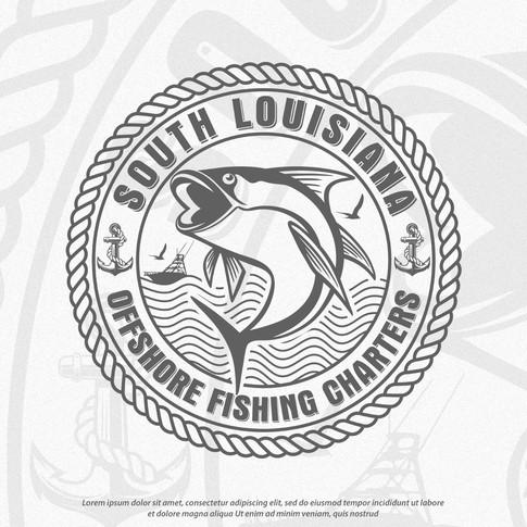 Logo South Louisiana Offshore Fishing