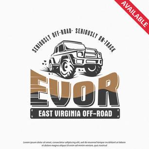 Logo East Virginia Off Road
