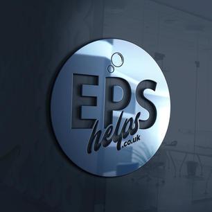 EPS IG 1500 x 1500 Wall Logo 3D
