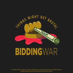 Logo Bidding War