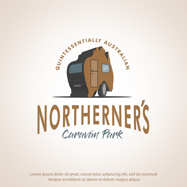 Logo Northerner's Caravan Park
