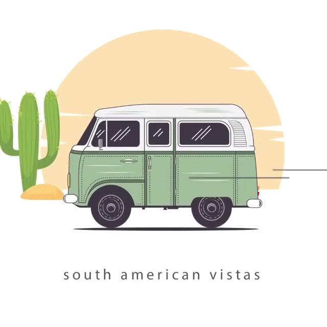 South American Vistas