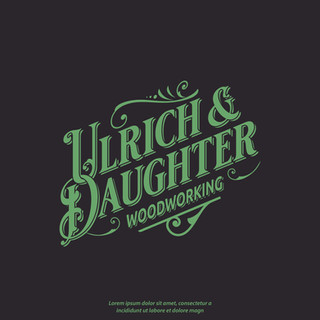 Logo Ulrich And Daughter