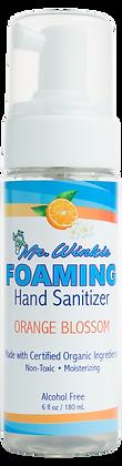 Foam Hand Sanitizer - Orange Scent - Alcohol Free