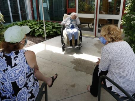 Nursing Homes in Wisconsin COVID Increases Still