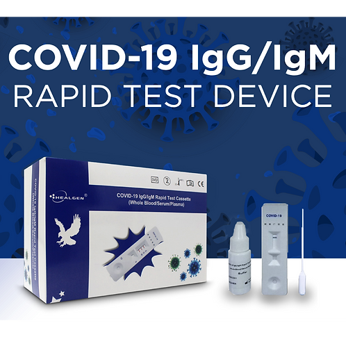 COVID-19 Antibody Test Kid (Pre Order)