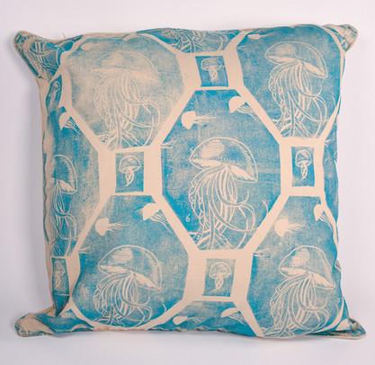 Jellyfish Cushion Cover