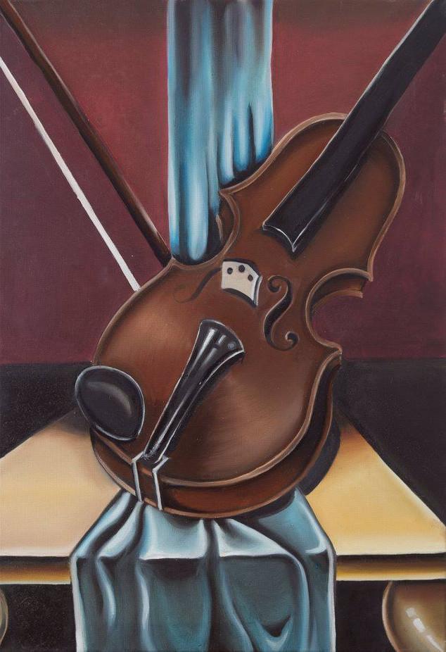 Stringless Violin, 2016
