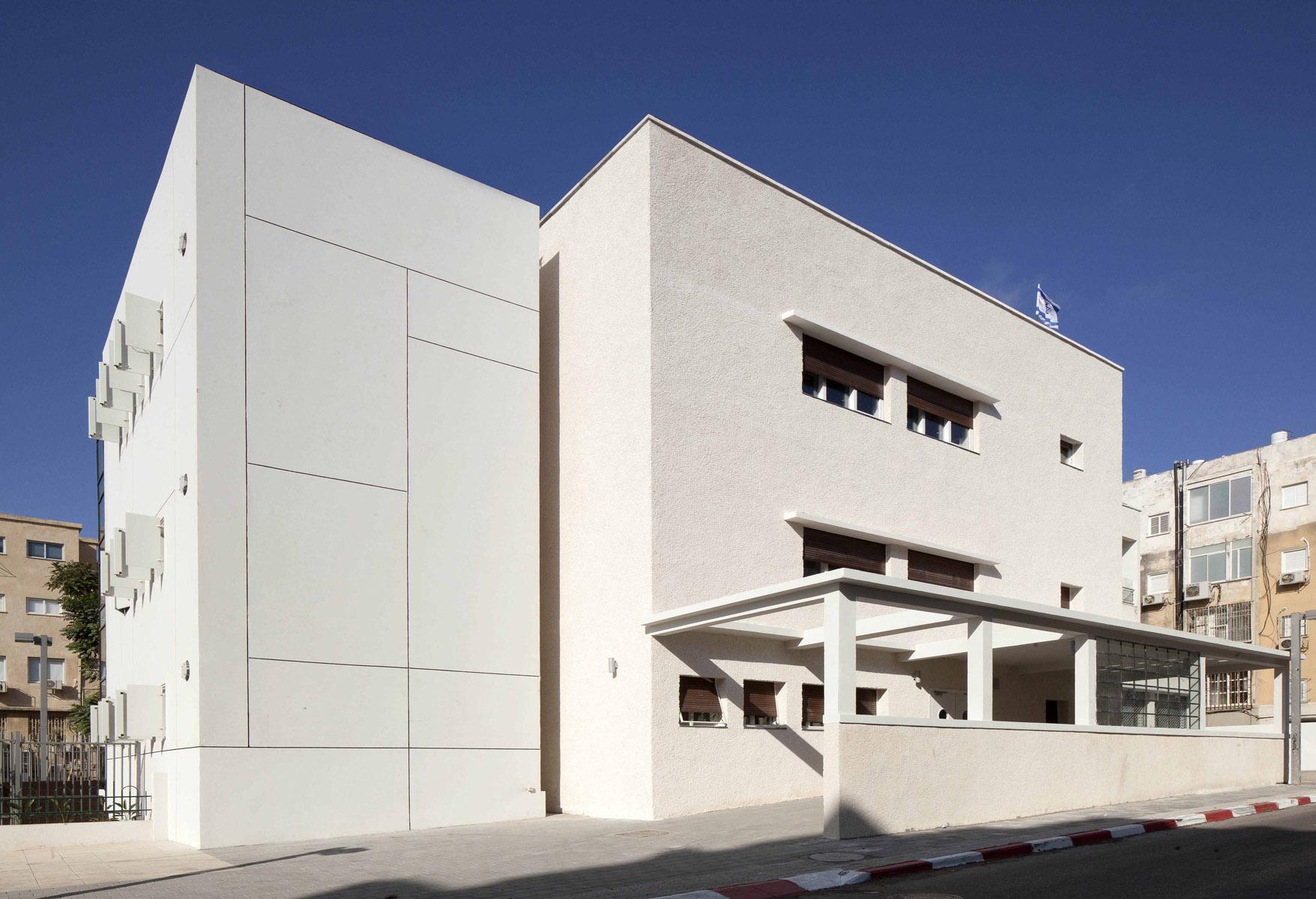 בית ספר בלפור_מזאה 13_תכנון- יואב מסר אדריכלים_3 copy