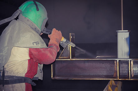 Abrasive Blasting in Toowoomba, Roma, Chinchilla and Queensland.