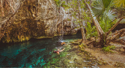 cenote coba intensif