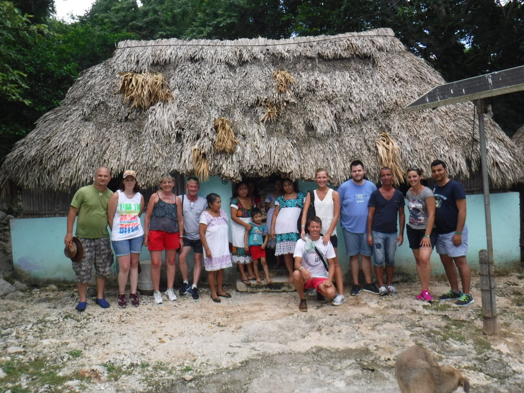 famille maya h&l tours