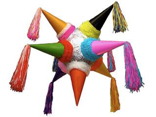 La piñata, tradition + tuto pour faire sa propre piñata.