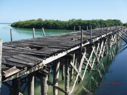 pont de sian kaan