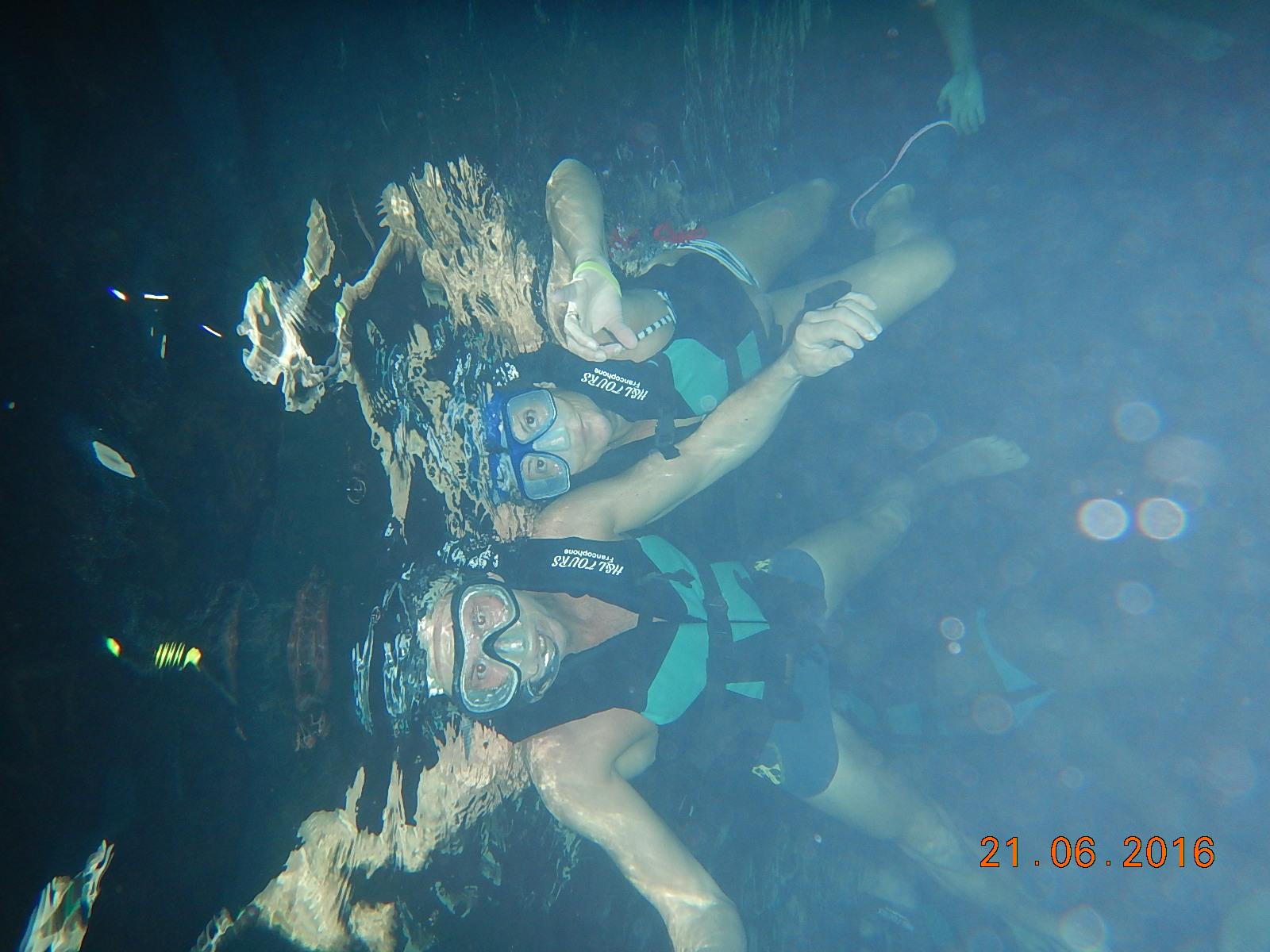 cenote chichen H&L tours