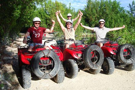 quad H&L tours
