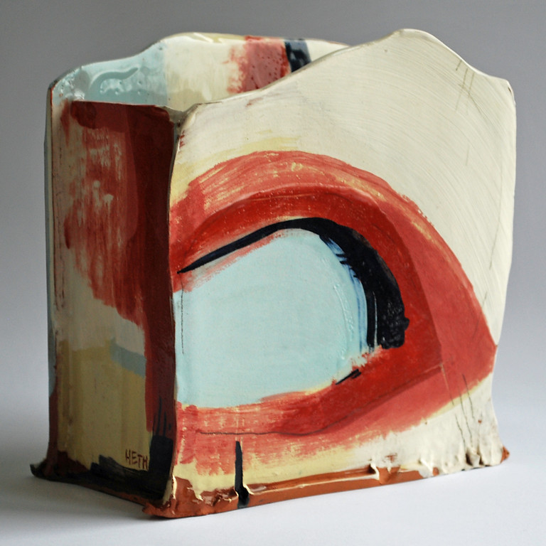 Heather Duncan Paintings and Ceramics