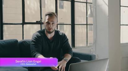 Make your data work for you | Datawallet image film
