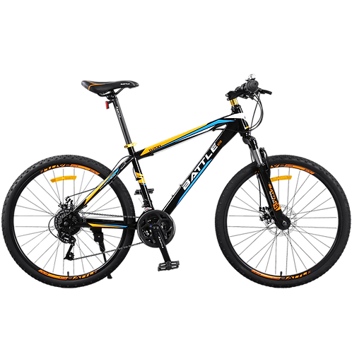 "26"" BATTLE W200 Mountain Bike 24 Speed"