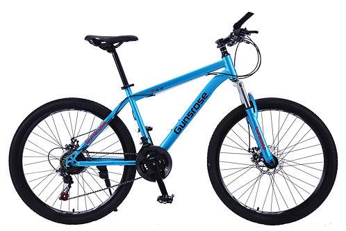"""26"""" GUNSROSE  Mountain Bike  21 Speed Metalic Paint"""